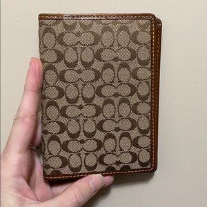 Final Price Drop 🏷 Coach 1941 Passport Holder